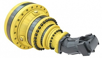 Мотор-редукторы с гидравлическим приводом
